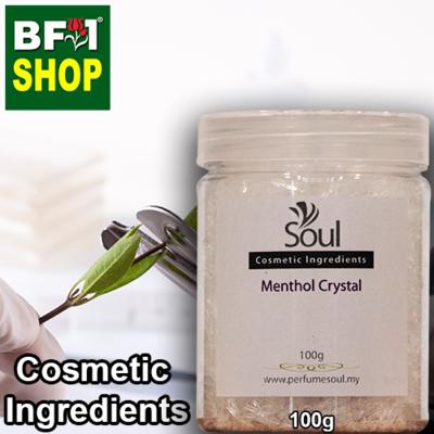 Crystal - Menthol Crystal - 100g