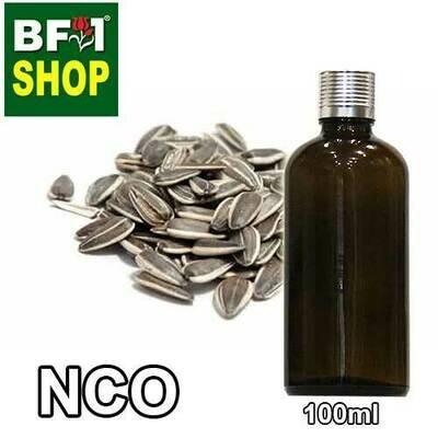 NCO - Sunflower Refined Natural Carrier Oil - 100ml
