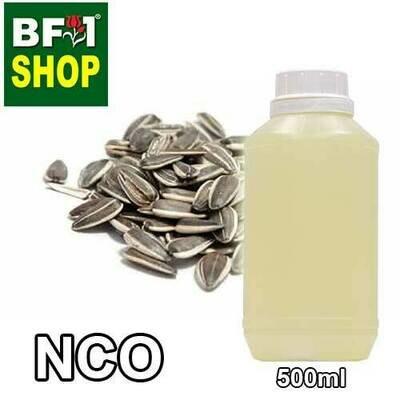 NCO - Sunflower Refined Natural Carrier Oil - 500ml