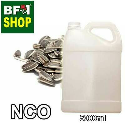 NCO - Sunflower Refined Natural Carrier Oil - 5L