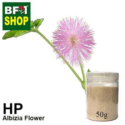 Herbal Powder - Albizia Flower ( Albizia Julibrissin ) Herbal Powder- 50g