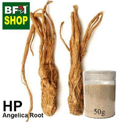 Herbal Powder - Angelica Root Herbal Powder	- 50g