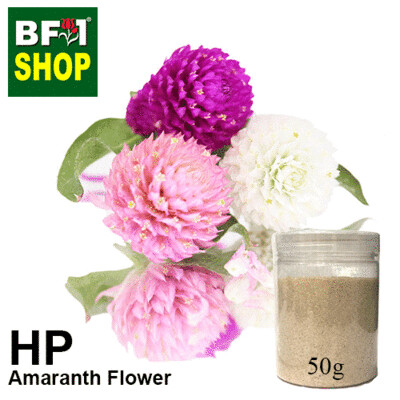 Herbal Powder - Amaranth Flower Herbal Powder - 50g