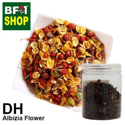 Dry Herbal - Albizia Flower ( Albizia Julibrissin ) - 50g