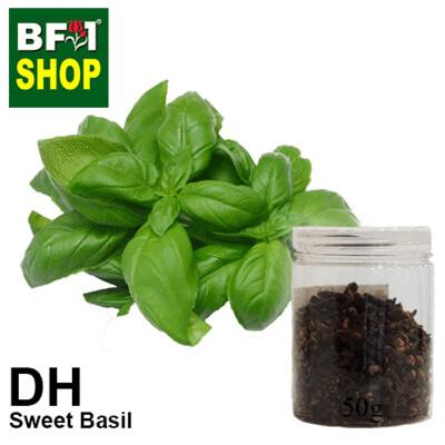Dry Herbal - Basil - Sweet Basil ( Giant Basil ) - 50g
