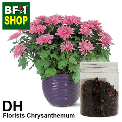 Dry Herbal - Chrysanthemum - Florists Chrysanthemum - 50g