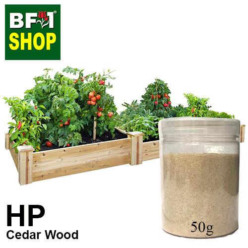 Herbal Powder - Cedar Wood Herbal Powder - 50g