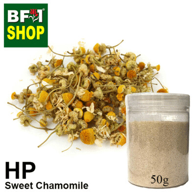 Herbal Powder - Chamomile - Sweet Chamomile Herbal Powder - 500g