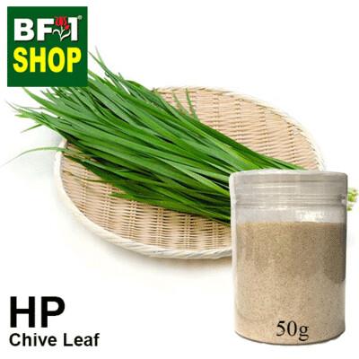 Herbal Powder - Chive Leaf ( Allium schoenoprasum L ) Herbal Powder - 50g