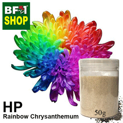 Herbal Powder - Chrysanthemum - Rainbow Chrysanthemum Herbal Powder - 50g