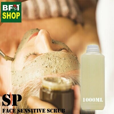 SP - Face Sensitive Scrub - 1000ml