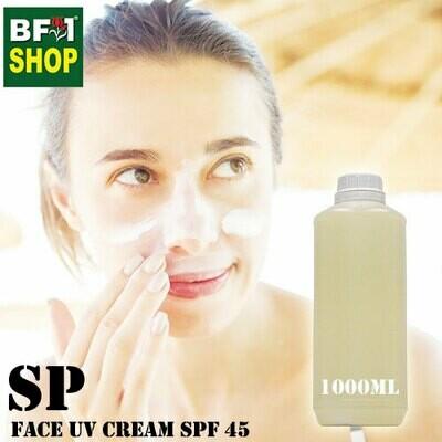 SP - Face UV Cream SPF 45 - 1000ml