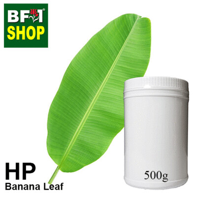 Herbal Powder - Banana Leaf Herbal Powder - 500g