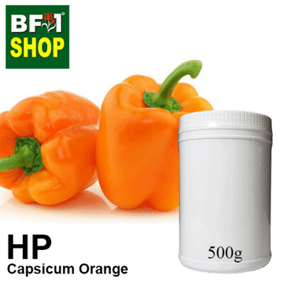 Herbal Powder - Capsicum Orange Herbal Powder - 500g