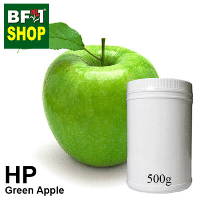 Herbal Powder - Apple - Green Apple Herbal Powder - 500g