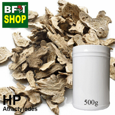 Herbal Powder - Atractylodes Herbal Powder - 500g