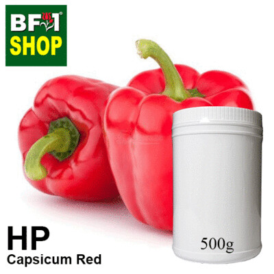 Herbal Powder - Capsicum Red Herbal Powder	 - 500g