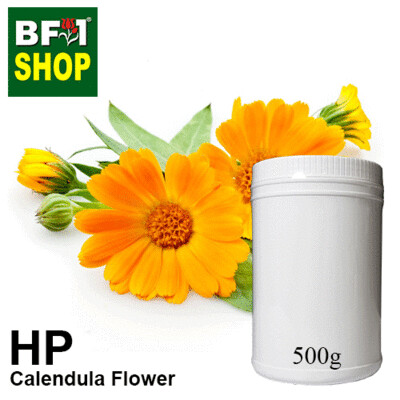 Herbal Powder - Calendula Flower Herbal Powder - 500g