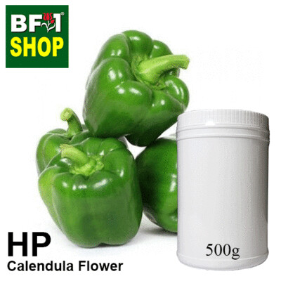 Herbal Powder - Capsicum Green Herbal Powder - 500g