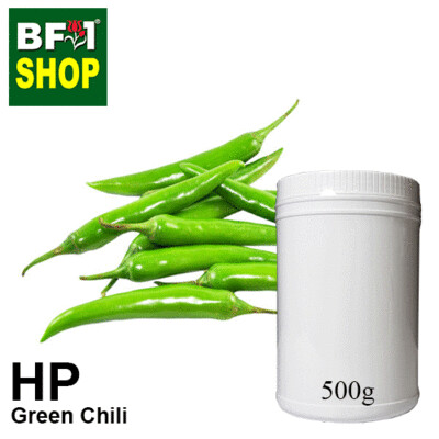 Herbal Powder - Chili - Green Chili Herbal Powder - 500g