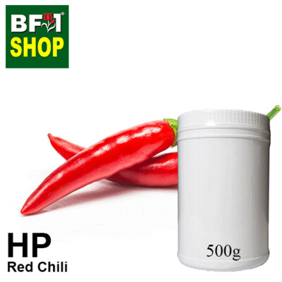 Herbal Powder - Chili - Red Chili Herbal Powder - 500g