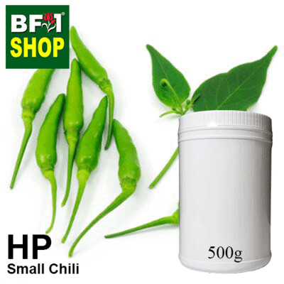 Herbal Powder - Chili - Small Chili Herbal Powder - 500g