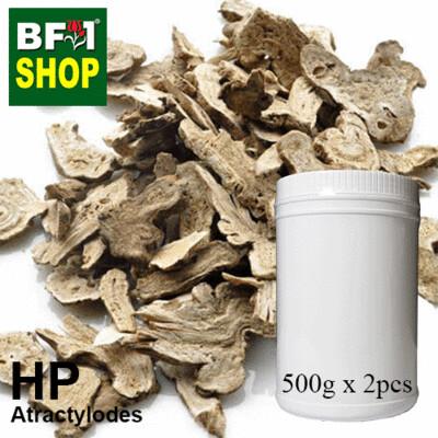 Herbal Powder - Atractylodes Herbal Powder - 1kg