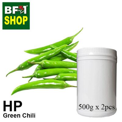 Herbal Powder - Chili - Green Chili Herbal Powder - 1kg
