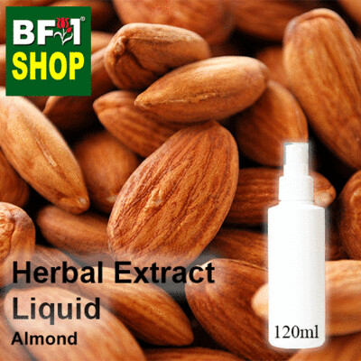 Herbal Extract Liquid - Almond Herbal Water - 120ml