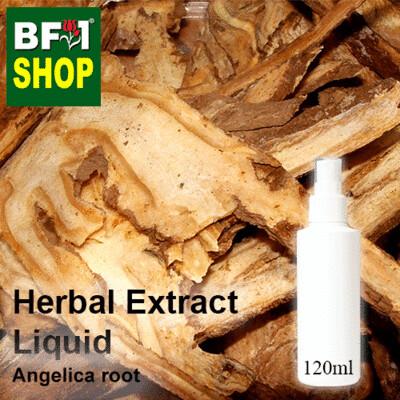 Herbal Extract Liquid - Angelica root Herbal Water - 120ml