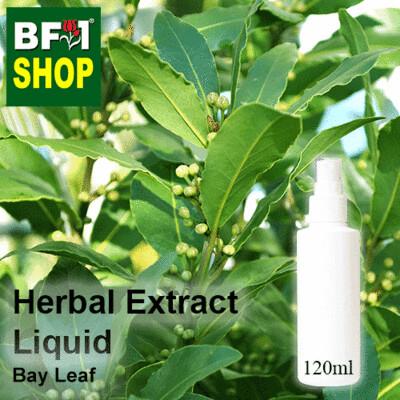 Herbal Extract Liquid - Bay Leaf Herbal Water - 120ml