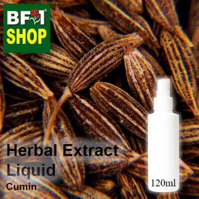 Herbal Extract Liquid - Cumin Herbal Water - 120ml