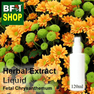 Herbal Extract Liquid - Fetal Chrysanthemum Herbal Water - 120ml