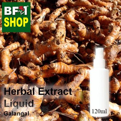 Herbal Extract Liquid - Galangal Herbal Water - 120ml