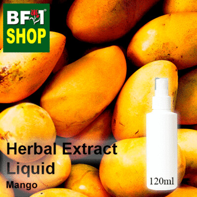 Herbal Extract Liquid - Mango Herbal Water - 120ml