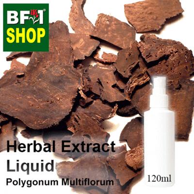 Herbal Extract Liquid - Polygonum Multiflorum Herbal Water - 120ml