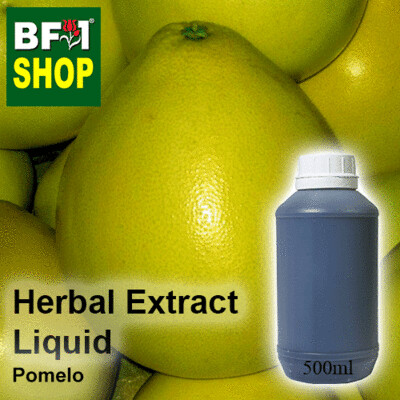 Herbal Extract Liquid - Pomelo Herbal Water - 500ml