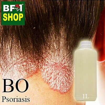 Blended Essential Oil (BO) - Psoriasis Essential Oil - 1L