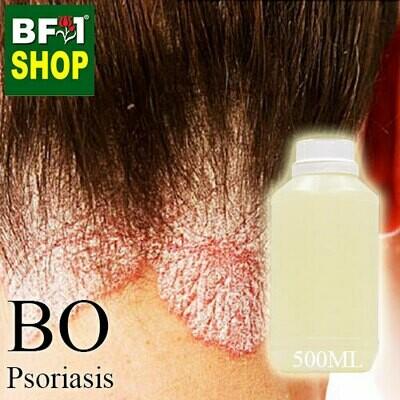 Blended Essential Oil (BO) - Psoriasis Essential Oil - 500ml
