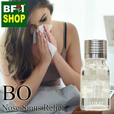 Blended Essential Oil (BO) - Nose Sinus Relief Essential Oil - 10ml
