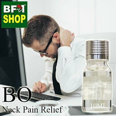 Blended Essential Oil (BO) - Neck Pain Relief Essential Oil - 10ml