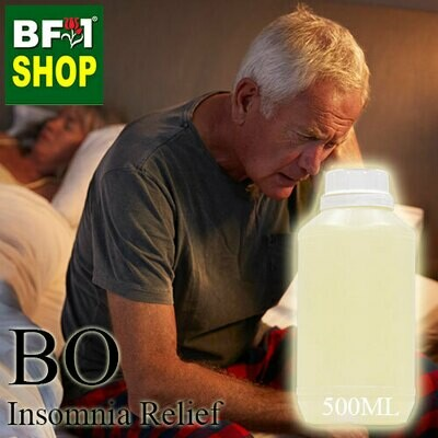 Blended Essential Oil (BO) - Insomnia Relief Essential Oil - 500ml
