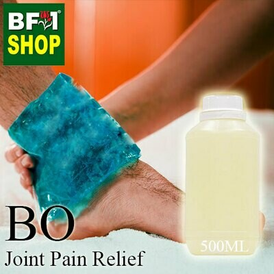 Blended Essential Oil (BO) - Joint Pain Relief Essential Oil - 500ml