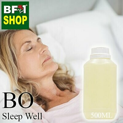 Blended Essential Oil (BO) - Sleep Well Essential Oil - 500ml