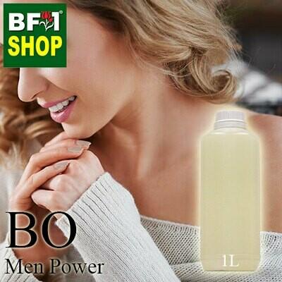 Blended Essential Oil (BO) - Men Power Essential Oil - 1L