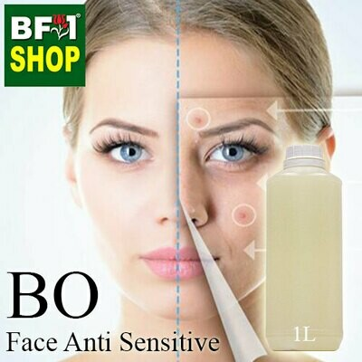 Blended Essential Oil (BO) - Face Anti Sensitive Essential Oil - 1L