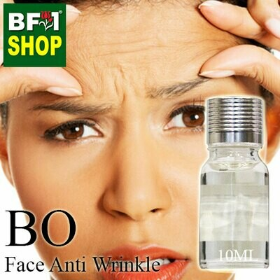 Blended Essential Oil (BO) - Face Anti Wrinkle Essential Oil - 10ml