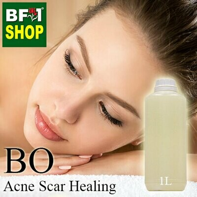 Blended Essential Oil (BO) - Acne Scar Healing Essential Oil -1L