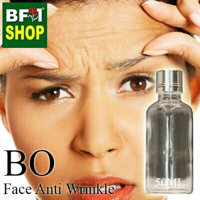 Blended Essential Oil (BO) - Face Anti Wrinkle Essential Oil - 50ml
