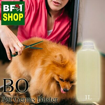 Blended Essential Oil (BO) - Pet Germs Buster Essential Oil - 1L